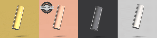 pax 3 gold black rose-gold grey