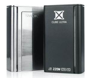x cube ultra 220w mod