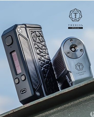Lost Vape Therion 166