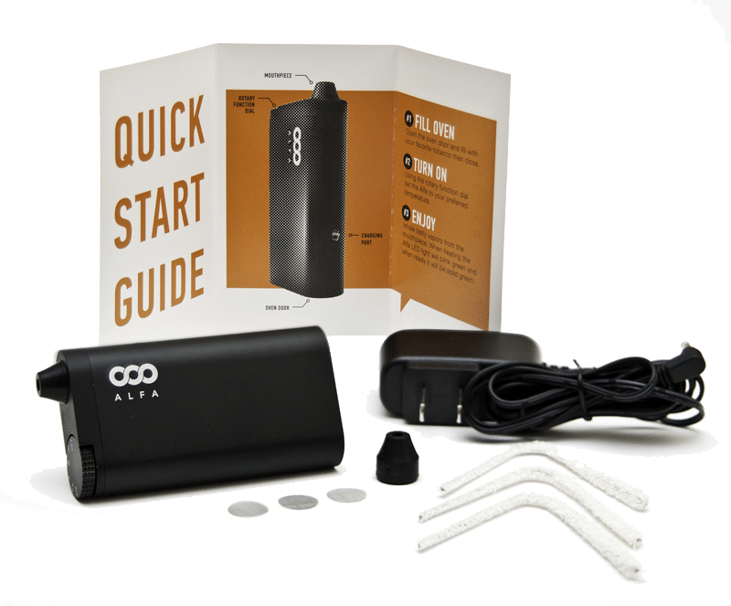 A guide to Using Goboof Alfa Vaporizer
