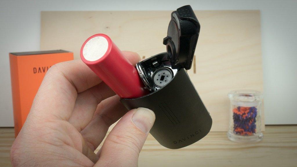 Davinci IQ replacement battery