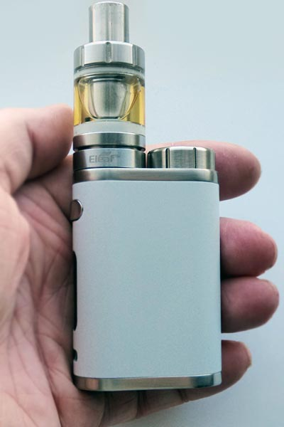 Ease of use istick
