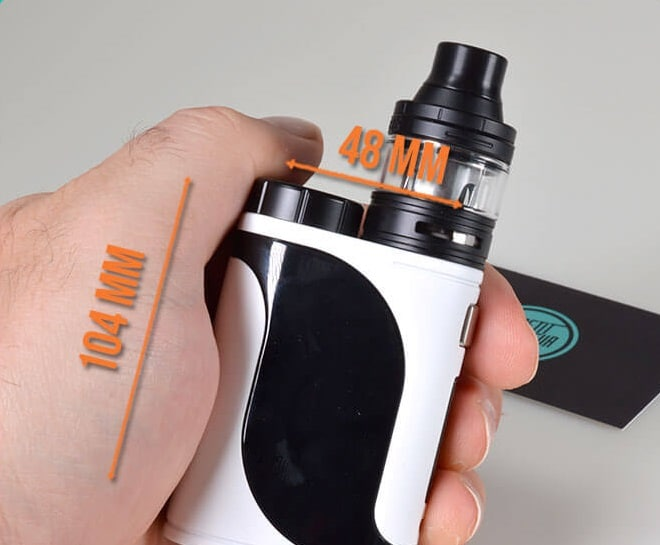 Feature of the iStick Pico