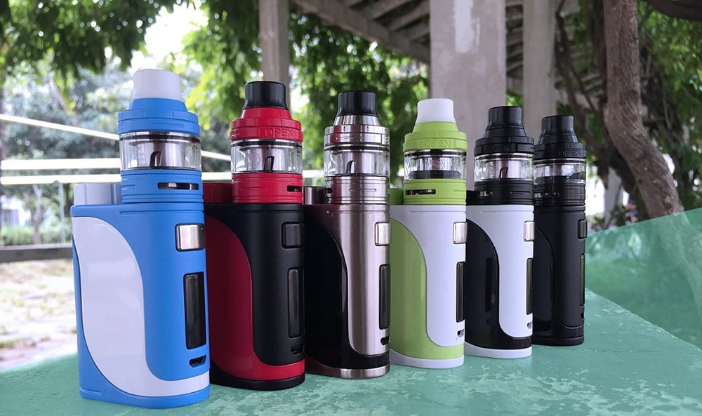 Features of the iStick Pico