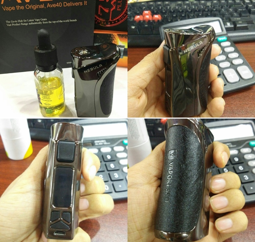 Nebula 100w Vaporesso Packaging