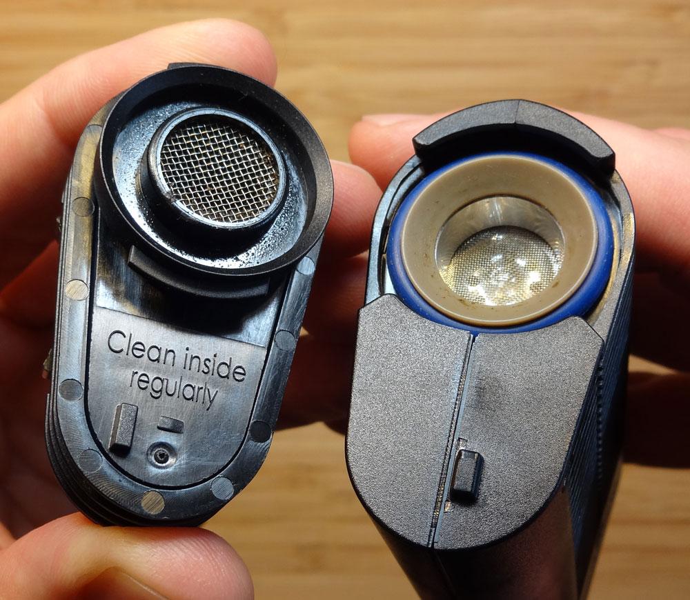 The Crafty vaporizer performance