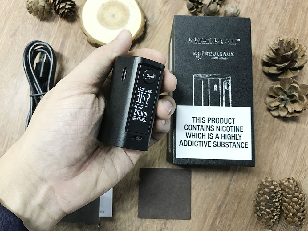 Wismec rx mini review