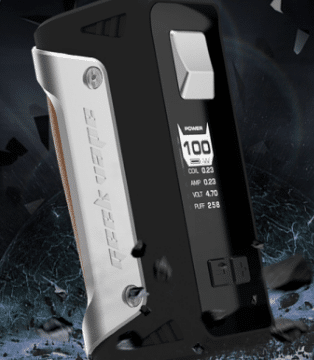 GeekVape Aegis 100W Review – Waterproof TC Vape MOD with 26650 Battery