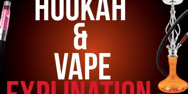 E-cigarettes vs Hookah