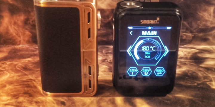 Charon TS 218 vs Charon TC 218 by SMOANT – Side-by-side Comparison Review