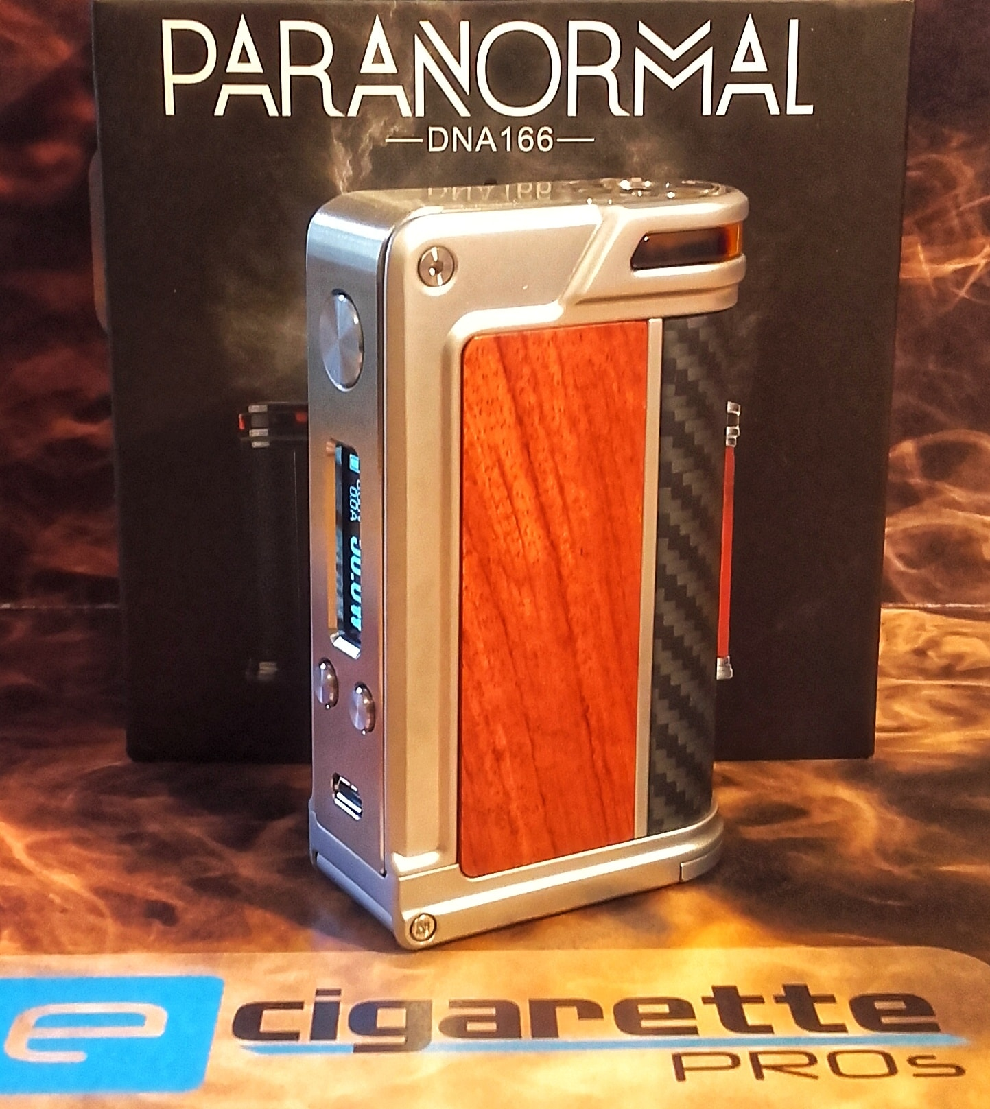Lost Vape Paranormal DNA 166