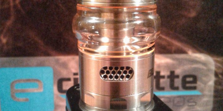 Geek Vape Blitzen In Da House – Cloud Chasers' Dream RTA Review