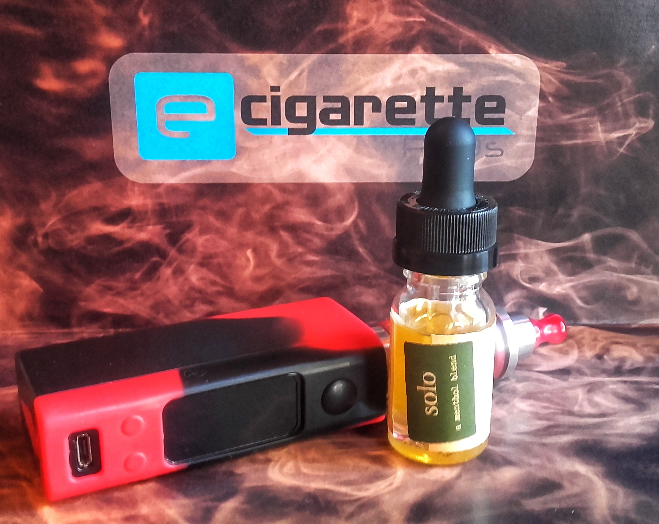 Black Note Solo vaping liquid