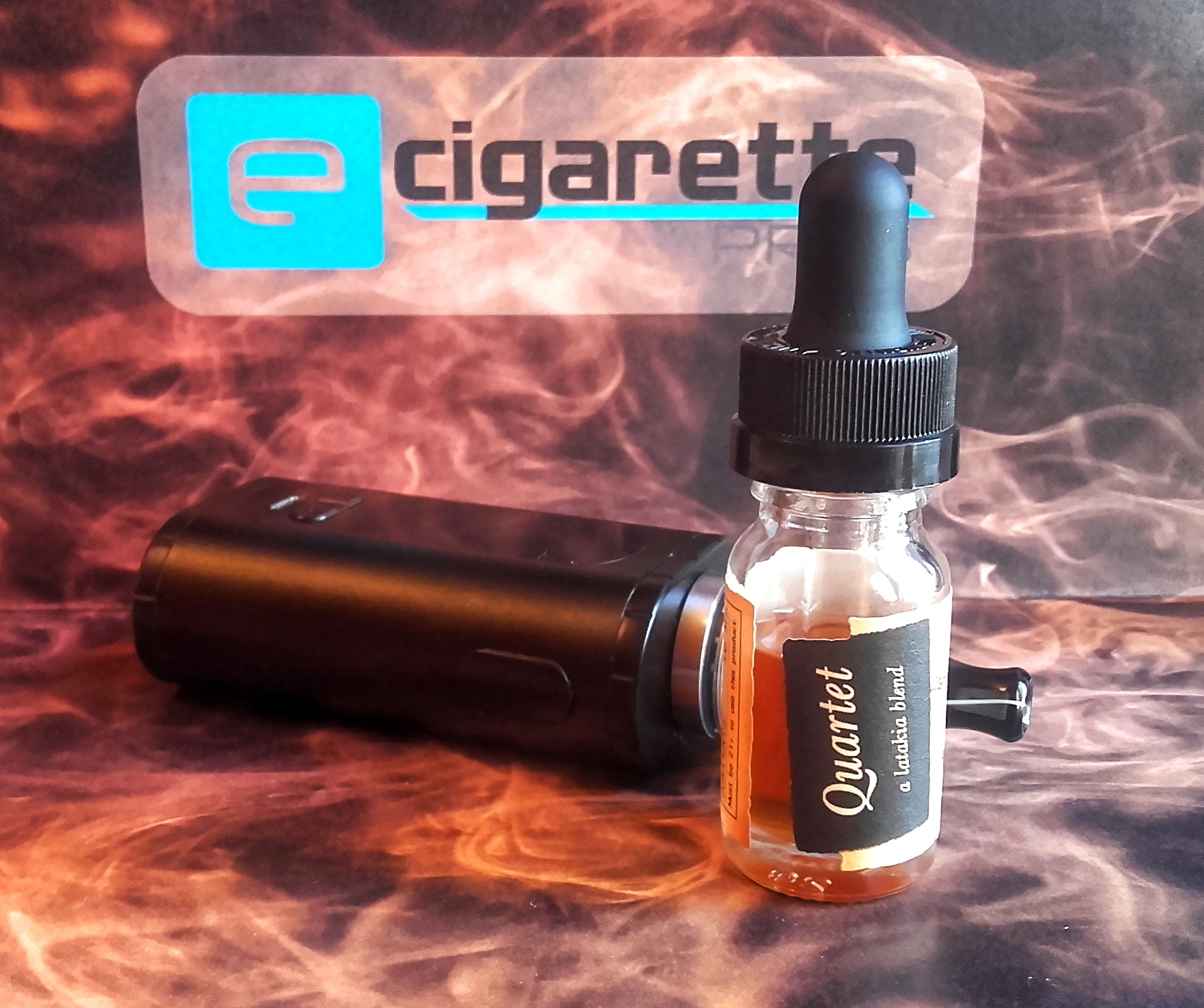 Black Note Quartet vaping liquid
