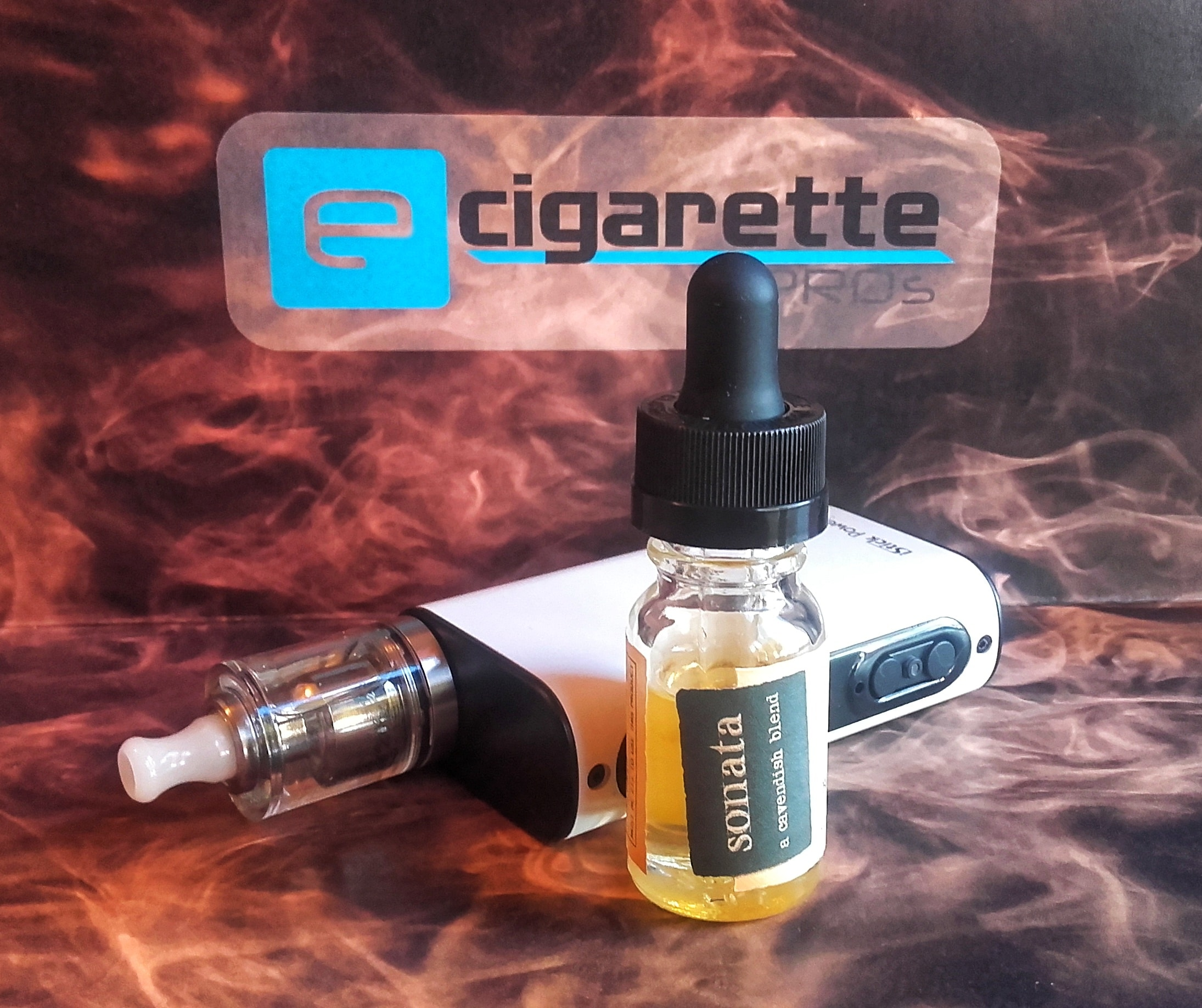 Black Note Sonata vaping liquid