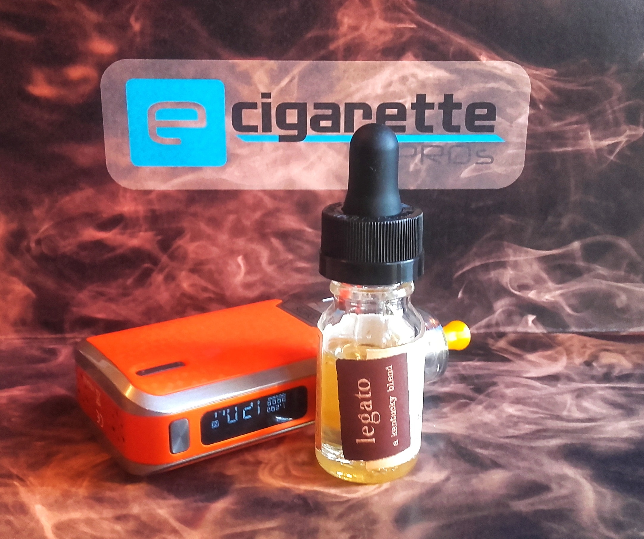 Black Note Legato vaping liquid