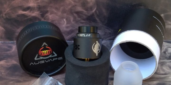 Templar RDA by Augvape – An Elegant Flavor Chaser