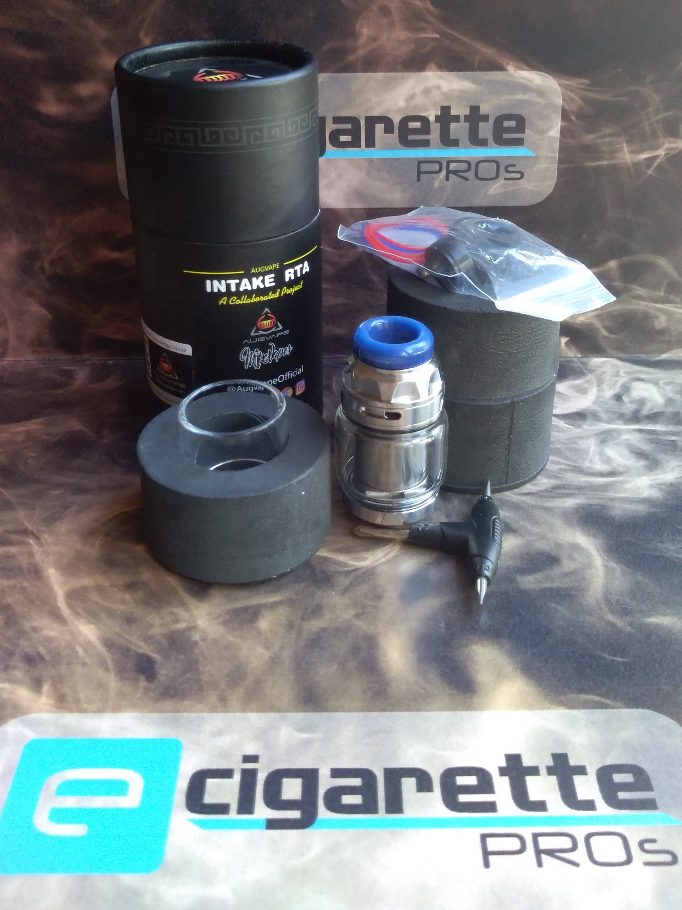 Augvape Intake RTA what's in the box