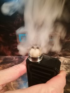 Drop RDA test fire
